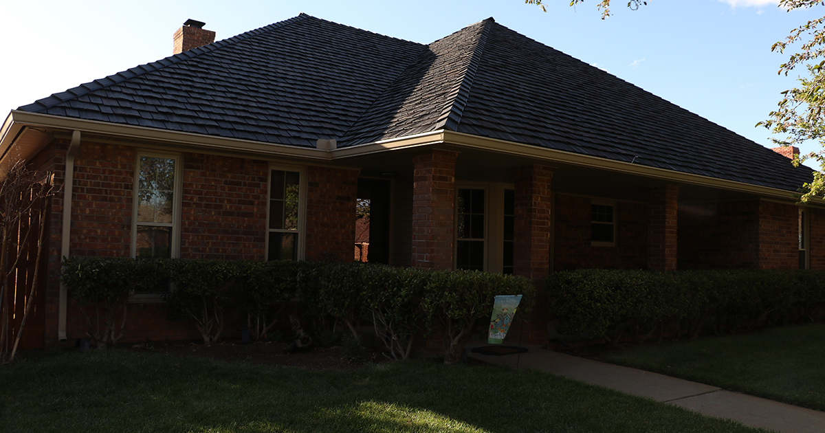 Residential Roofing Systems for Amarillo