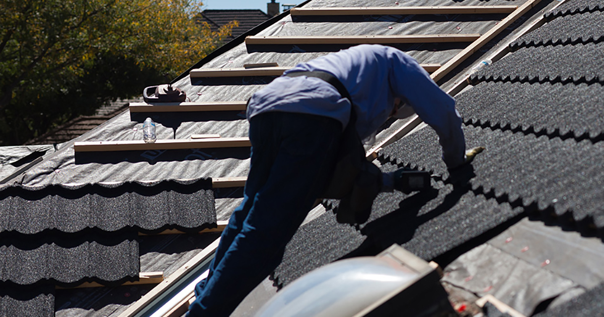 Stone-coated Steel Makes the Best Residential Roof