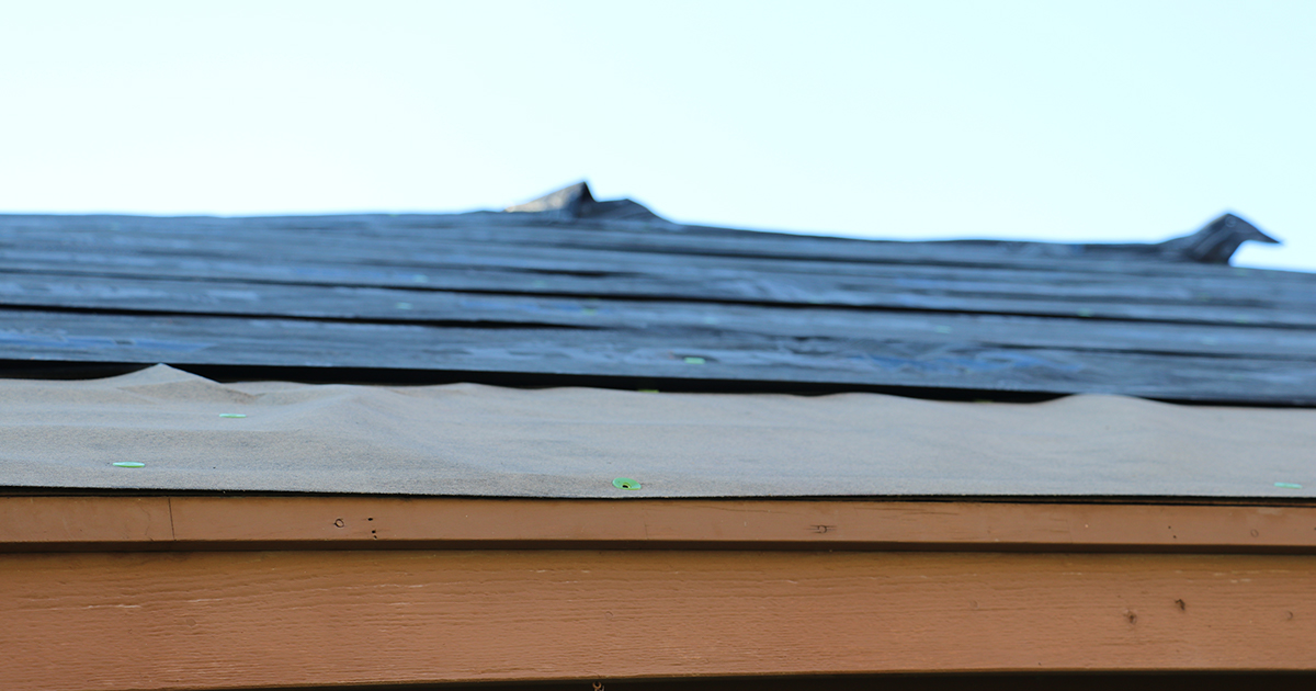 Amarillo Re Roof or Replace? What's best?